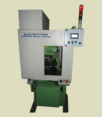 Special Purpose Machine Manufacturing
