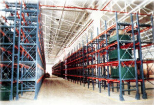 Industrial Storage Systems & Solutions